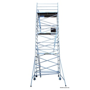 Aluminium-Mobile-Tower